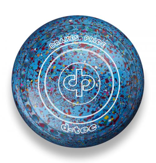 Drakes Pride D-TEC Bowls (Sky & Harlequin)