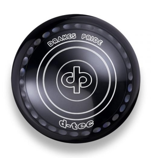 Drakes Pride D-TEC Bowls (black)