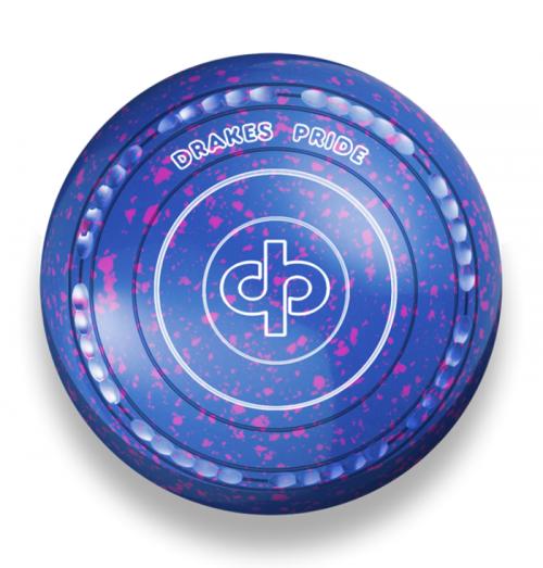 Drakes Pride Fine Line Bowl (Blue : Pink)