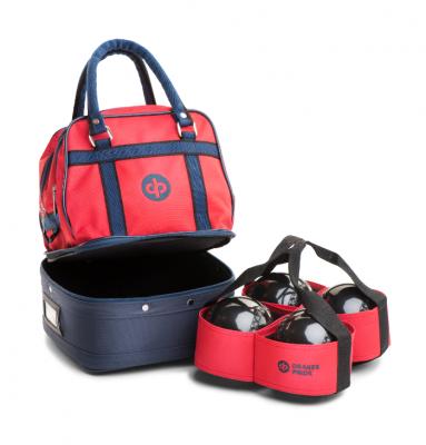 Drakes Pride Mini Bowls Bag - Red