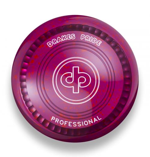 Drakes Pride PRO50 Bowls (Magenta : Red)