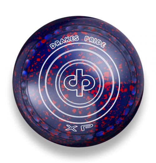 Drakes Pride XP Bowl (Coloured) - blue & red