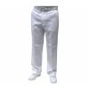 Emsmorn Mens White Trousers