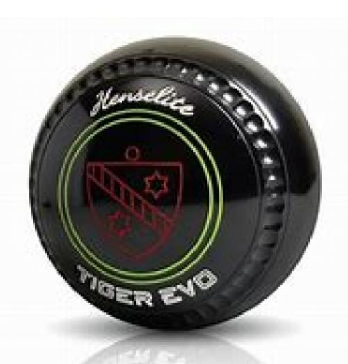 Henselite Tiger Evo Bowls (Black)