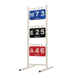 Replacement Numbers for Score Frames