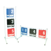 Vertical Double Sided Score Frames