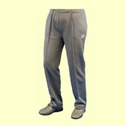 """They come with a full eleasticated waist band and in three lengths of short (27"""") - regular (29"""") - long (31""""). They are available in two colours of grey and white."""