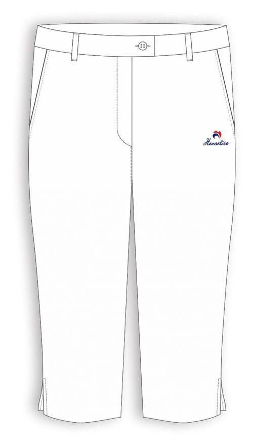 Henselite Britannia Ladies Cropped Trousers